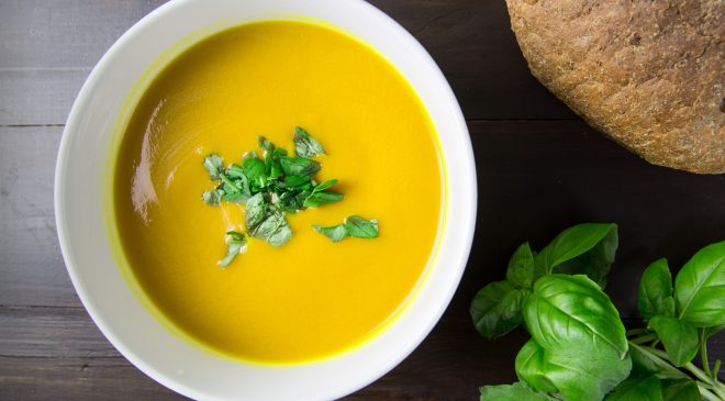 Middle Eastern Lentil Soup
