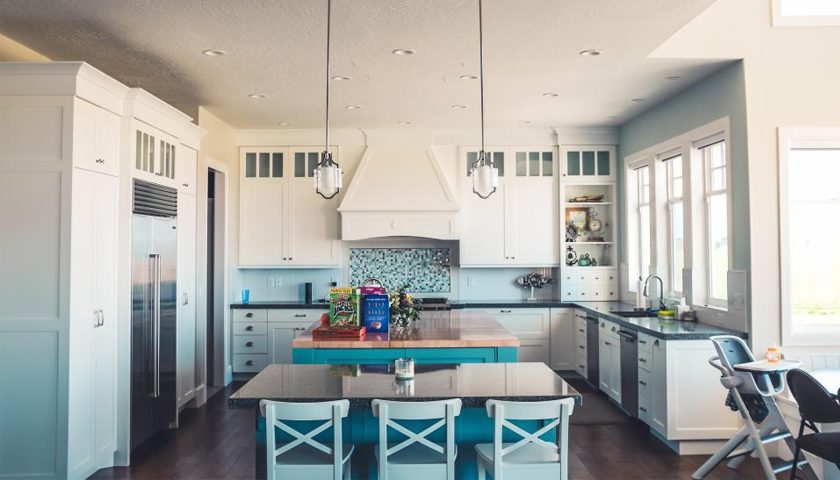 Freestanding VS built-in kitchen appliances