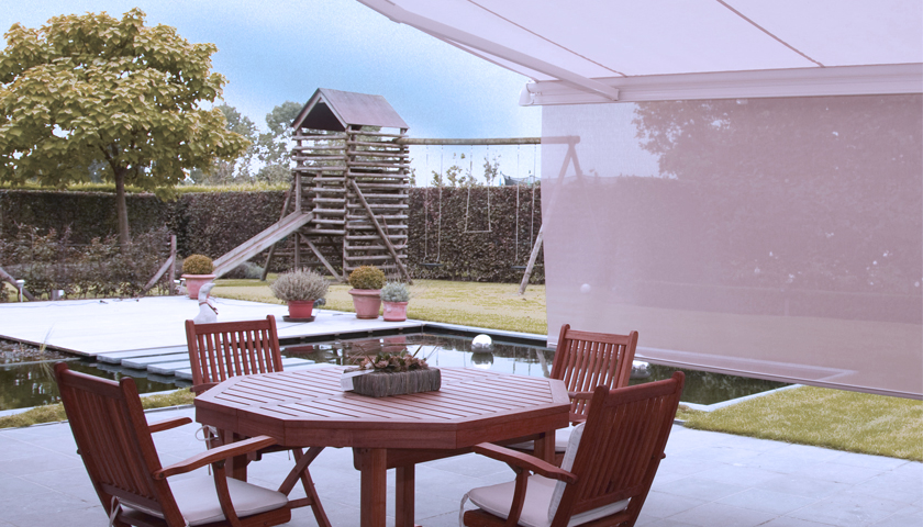 Patio awning ideas for winter