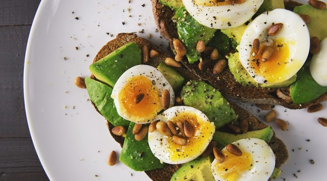 Two Breakfast Toast Recipes to start your morning right